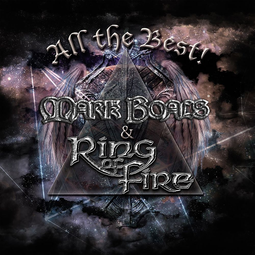 Boals, Mark & Ring Of Fire - All The Best (2CD) (IMPORT) - CD - New