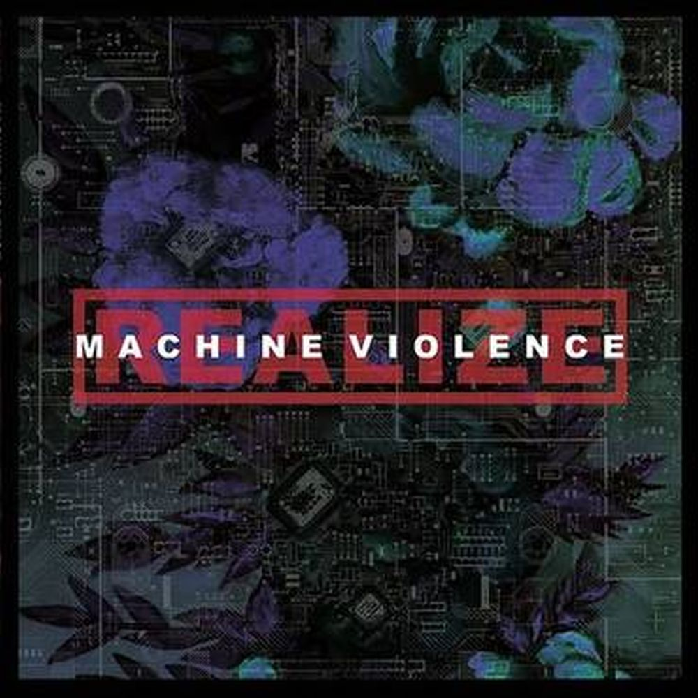 Realize - Machine Violence - CD - New