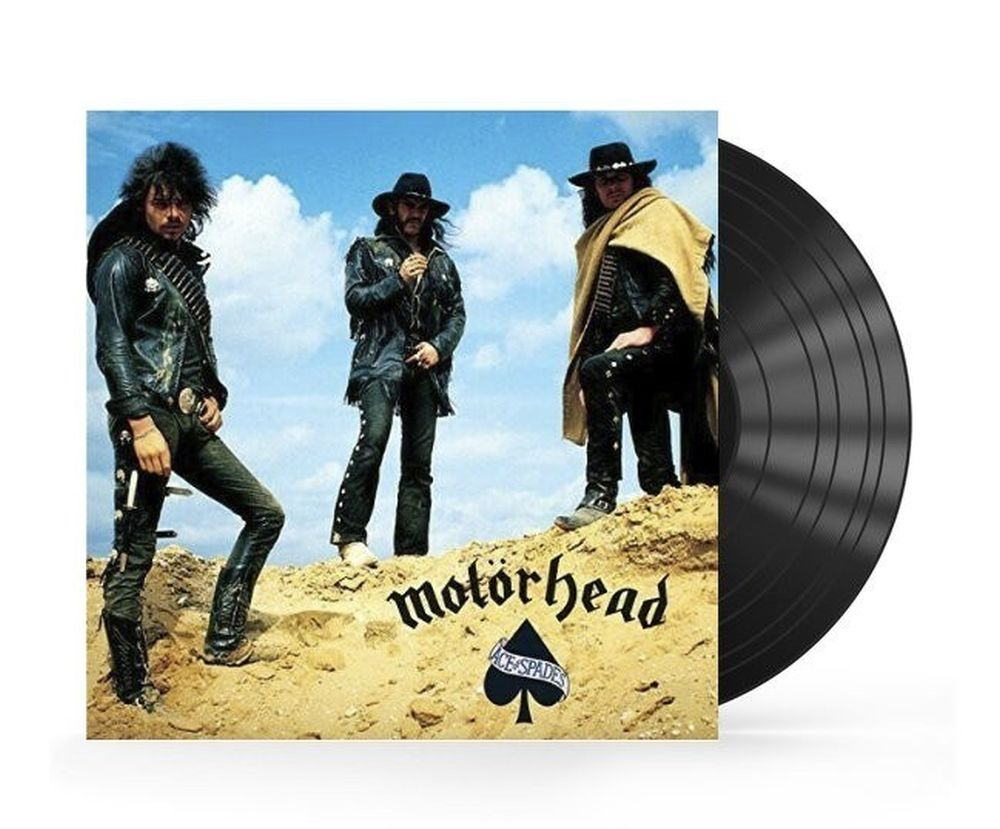 Motorhead - Ace Of Spades (40th Ann. reissue half-speed master) - Vinyl - New