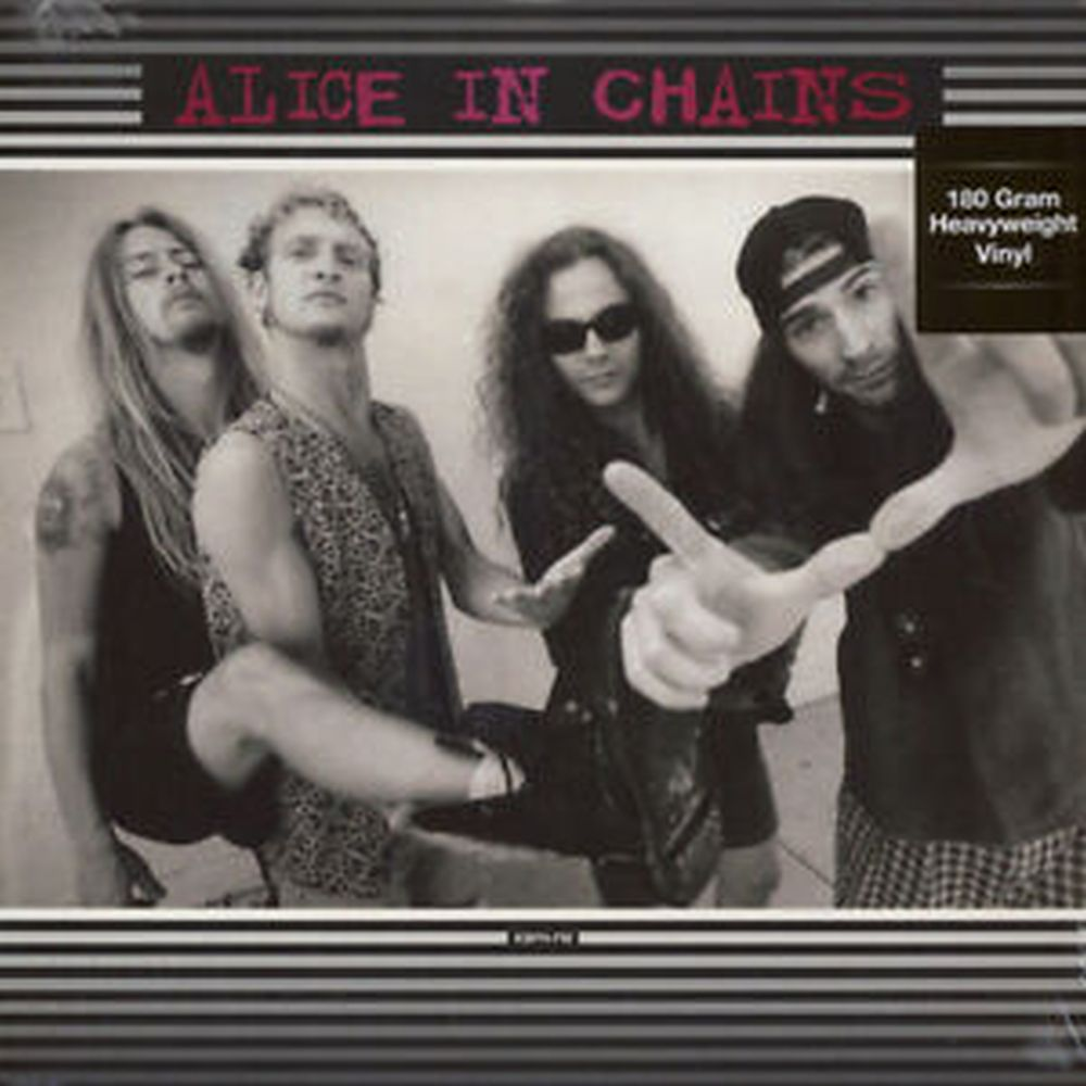 Alice In Chains - Live At Oakland, CA October 8th, 1992 (180g Coloured Vinyl) - Vinyl - New