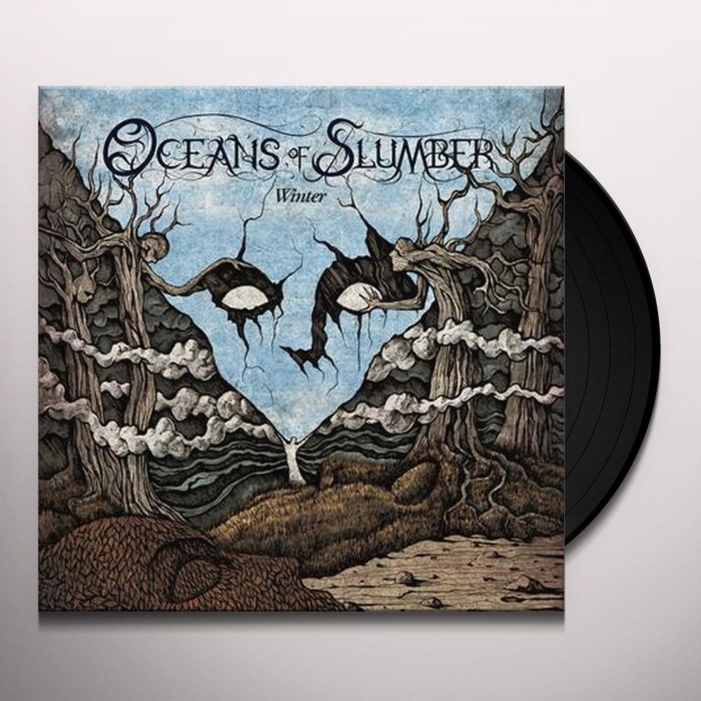Oceans Of Slumber - Winter (2LP gatefold) - Vinyl - New