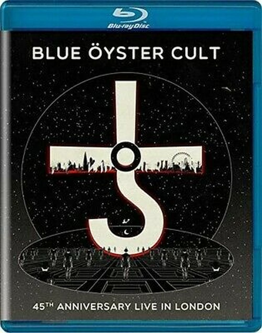 Blue Oyster Cult - 45th Anniversary Live In London (RA/B/C) - Blu-Ray - Music