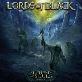 Lords Of Black - Alchemy Of Souls - Part I (IMPORT) - CD - New