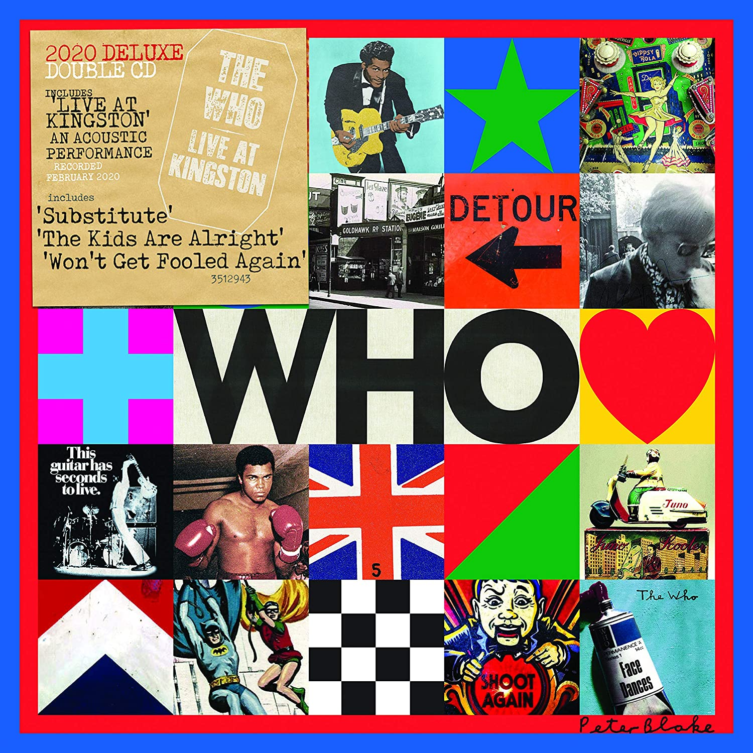 Who - Who, The (2019) (2020 Deluxe Ed. 2CD) - CD - New