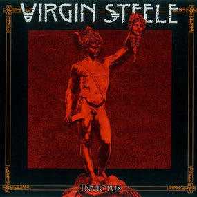 Virgin Steele - Invictus (2014 Deluxe Ed. 2CD) - CD - New