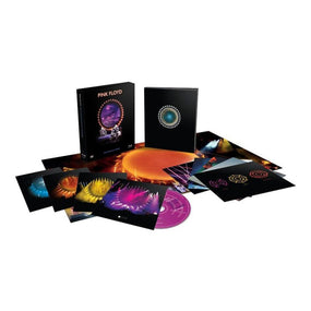 Pink Floyd - Delicate Sound Of Thunder (Deluxe Ed. 2020 2CD/DVD/Blu-Ray remixed Box Set reissue w. 40 pg book, 5 postcards + poster) (R0/RA/B/C) - CD - New