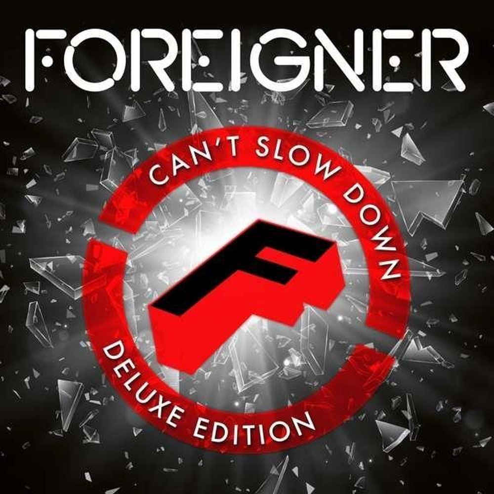 Foreigner - Can't Slow Down (Ltd. Deluxe Ed. 2CD) - CD - New