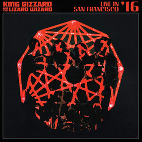 King Gizzard And The Lizard Wizard - Live In San Francisco '16 (2LP Recycled Eco-Wax Vinyl) - Vinyl - New
