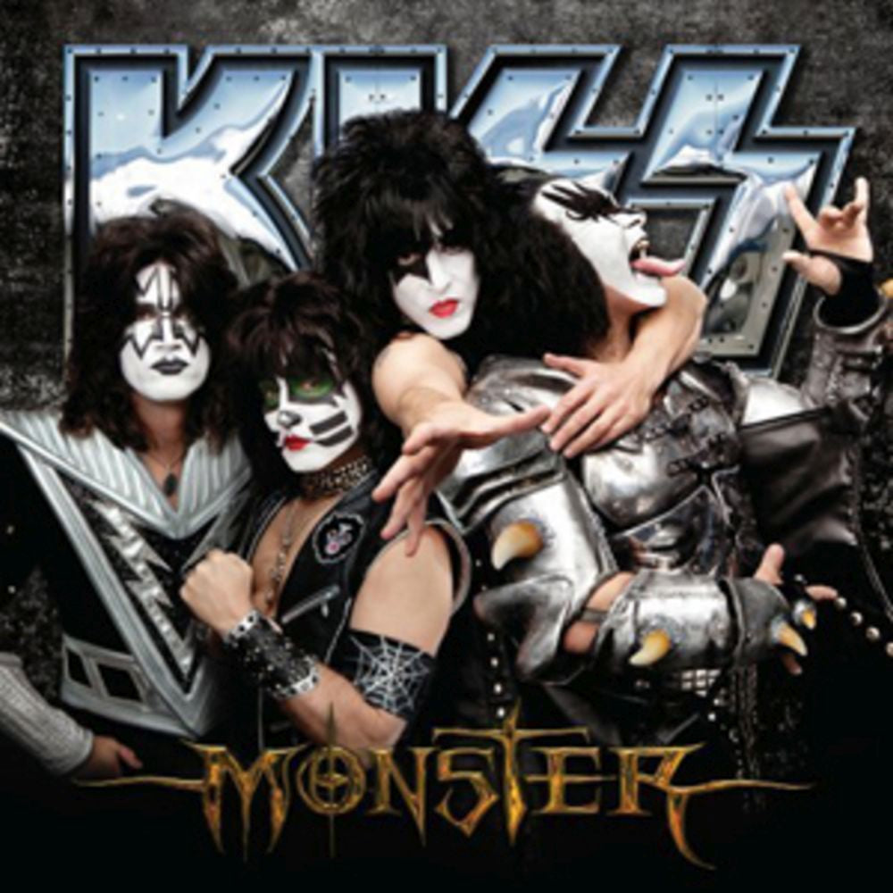 Kiss - Monster - CD - New