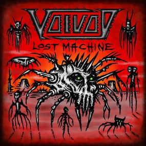 Voivod - Lost Machine - Live (U.S.) - CD - New