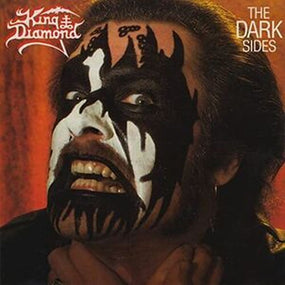 King Diamond - Dark Sides, The (2020 LP Replica reissue) - CD - New