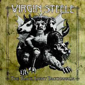 Virgin Steele - Black Light Bacchanalia, The - CD - New