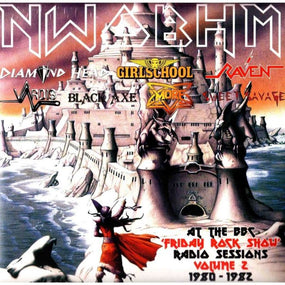 Various Artists - NWOBHM At The BBC Friday Show Radio Sessions Volume 2 1980-1982 (2LP) - Vinyl - New