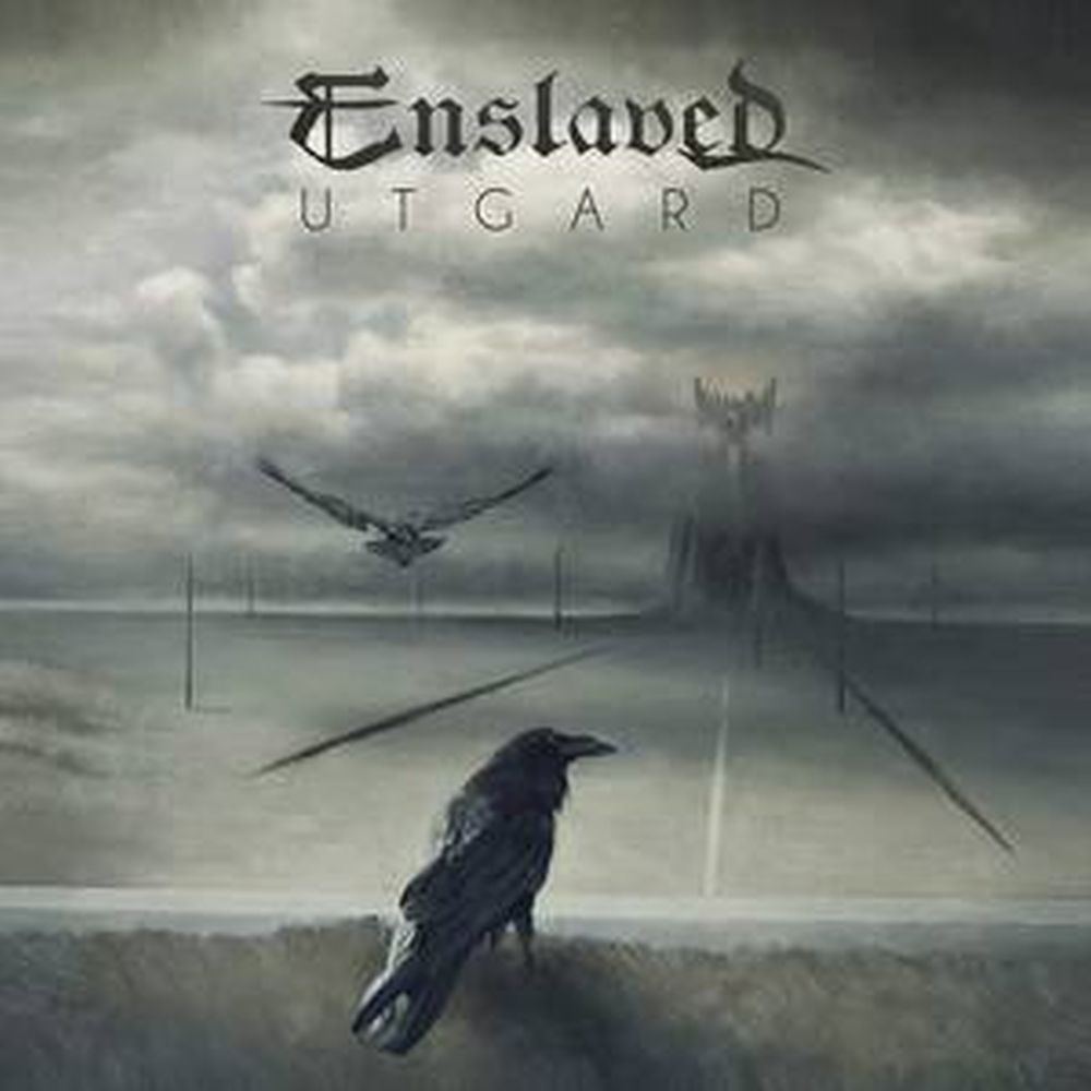 Enslaved - Utgard (U.S.) - CD - New