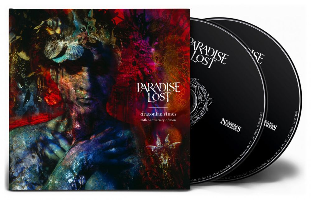 Paradise Lost - Draconian Times (25th Ann. Deluxe Ed. 2CD Hardbook) - CD - New