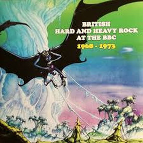 Various Artists - British Hard And Heavy Rock At The BBC 1968-1973 (2LP) - Vinyl - New