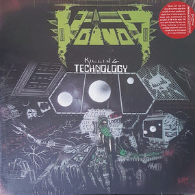 Voivod - Killing Technology - Vinyl - New