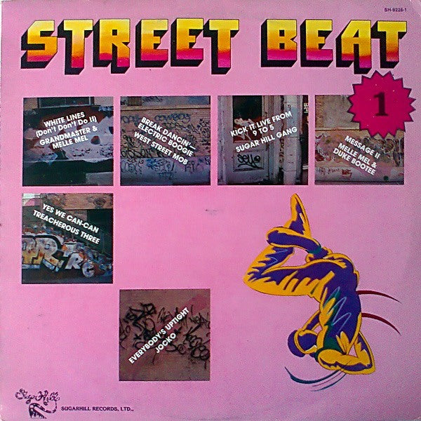 Various Artists - Street Beat (2LP) - Vinyl - New