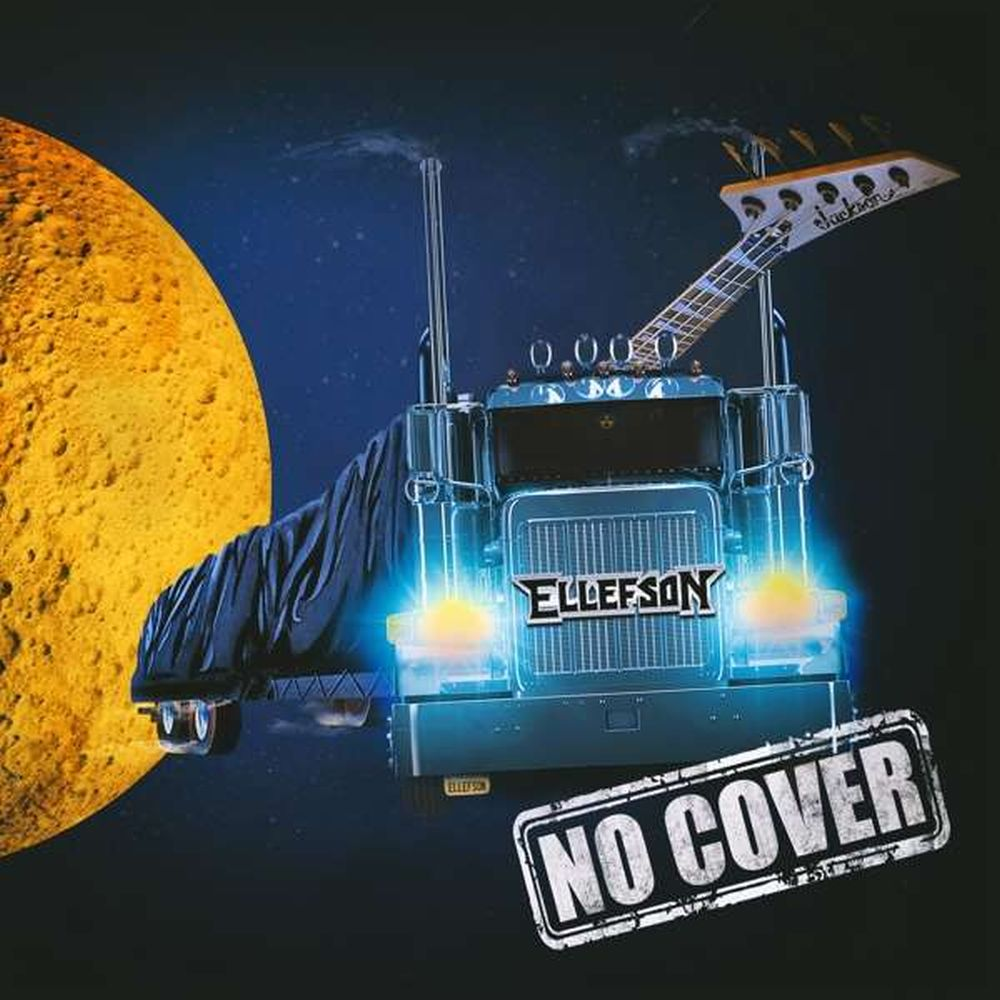 Ellefson - No Cover (2CD) - CD - New