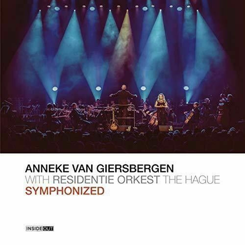 Van Giersbergen, Anneke - Symphonized (with Residentie Orkest The Hague) (180g 2LP gatefold w. bonus CD) - Vinyl - New
