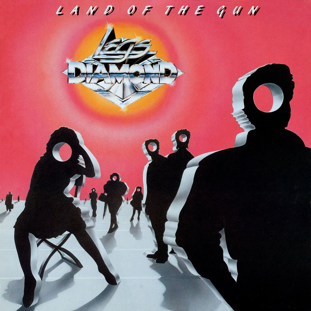 Legs Diamond - Land Of The Gun (Rock Candy rem. w. 4 bonus tracks) - CD - New