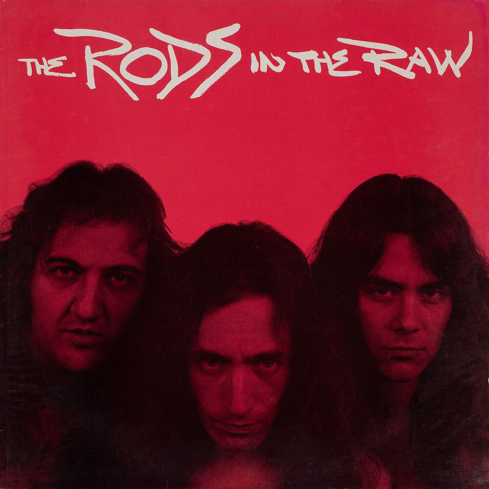 Rods - In The Raw (Rock Candy rem. w. 5 bonus tracks) - CD - New