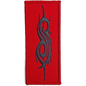 Slipknot - Black Tribal Sigil Sew-On Patch