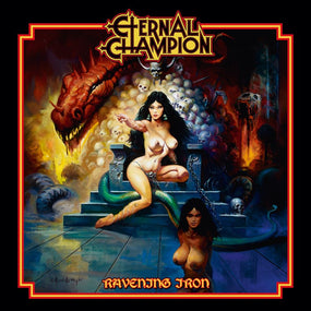 Eternal Champion - Ravening Iron - CD - New