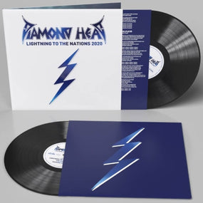 Diamond Head - Lightning To The Nations 2020 (re-recorded) (2LP gatefold) - Vinyl - New