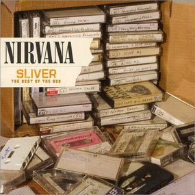 Nirvana - Sliver - The Best Of The Box - CD - New