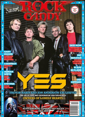 Rock Candy Magazine - Issue 23 - December 2020 - January 2021