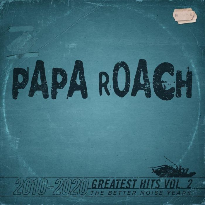 Papa Roach - Greatest Hits Vol. 2 - The Better Noise Years - CD - New - PRE-ORDER