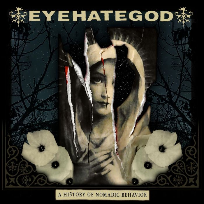 Eyehategod - History of Nomadic Behavior, A (Ltd. Ed.) - CD - New - PRE-ORDER