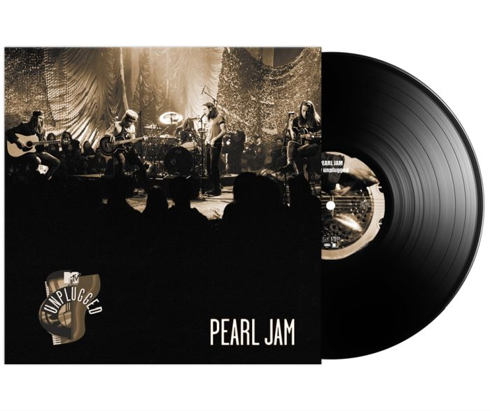 Pearl Jam - MTV Unplugged - Vinyl - New - PRE-ORDER