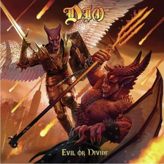 Dio - Evil Or Divine: Live In New York City (Lenticular Cover 3LP Ltd. Ed.) - Vinyl - New - PRE-ORDER