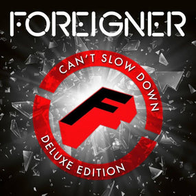 Foreigner - Can't Slow Down (2LP Deluxe colour vinyl Ltd. Ed.) - Vinyl - New - PRE-ORDER