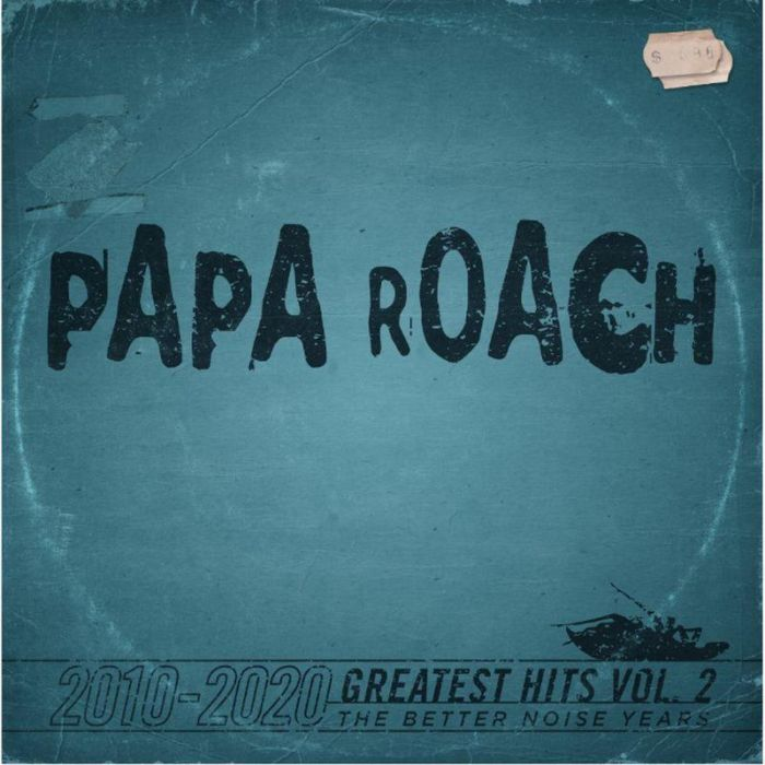 Papa Roach - Greatest Hits Vol.2 The Better Noise Years (Translucent Vinyl) - Vinyl - New - PRE-ORDER