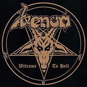 Venom - Welcome To Hell (reissue w. 11 bonus tracks) - CD - New