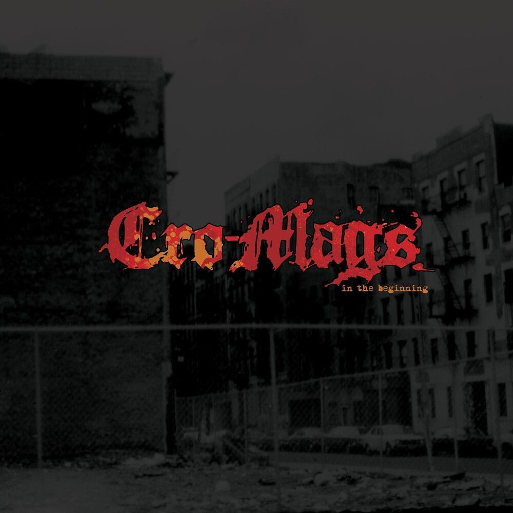 Cro-Mags - In The Beginning - CD - New
