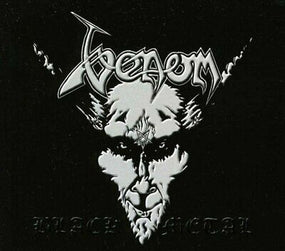 Venom - Black Metal (w. 9 bonus tracks) - CD - New