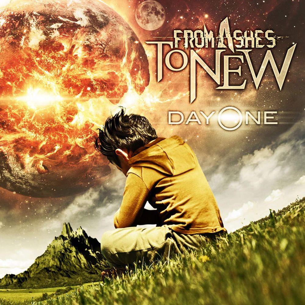 From Ashes To New - Day One - CD - New