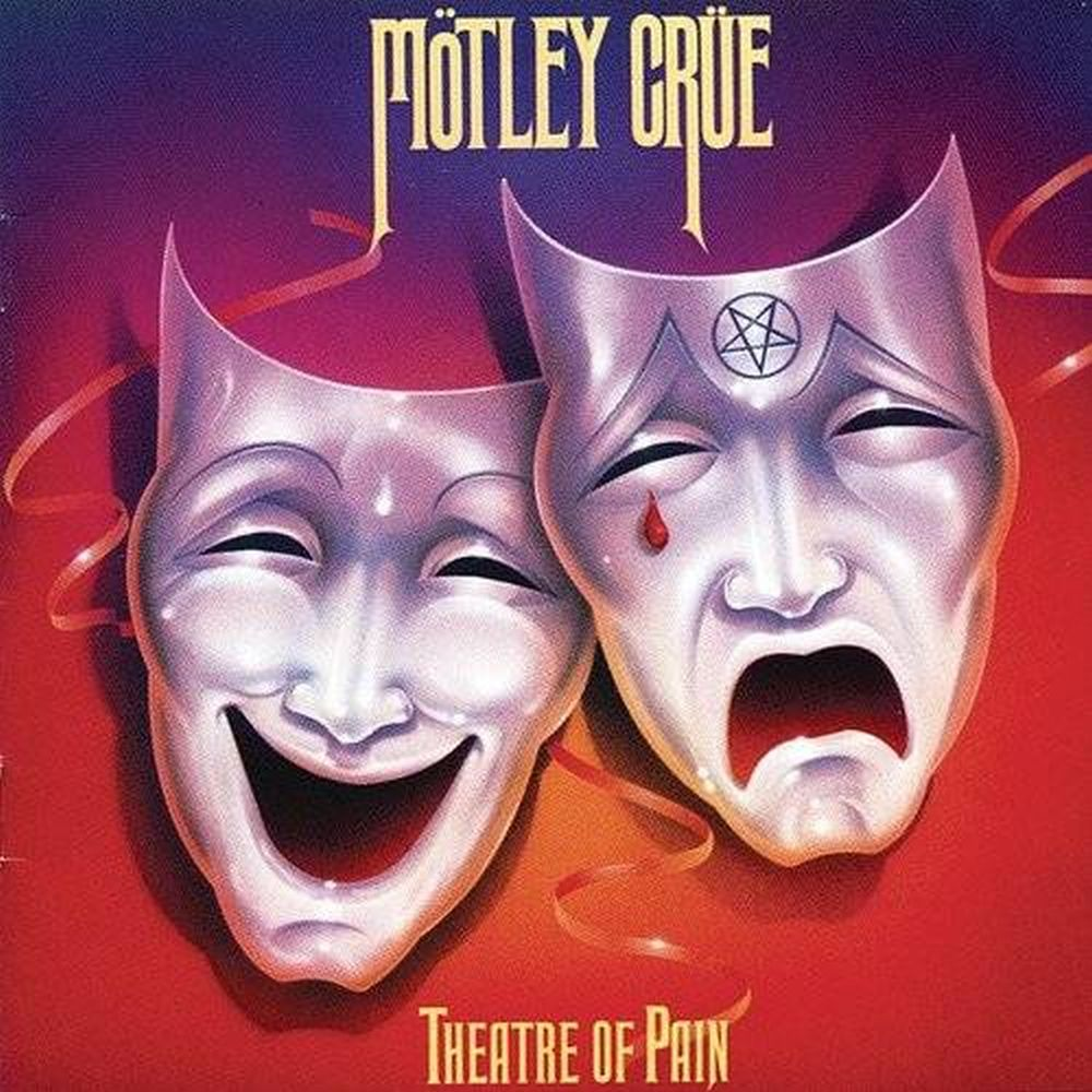 Motley Crue - Theatre Of Pain (w. 6 bonus tracks) - CD - New