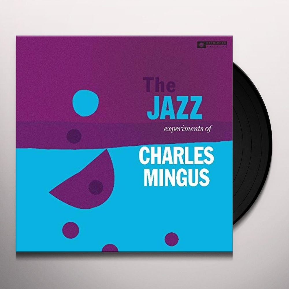 Mingus, Charles - Jazz Experiments Of Charles Mingus, The (2019 reissue) - Vinyl - New