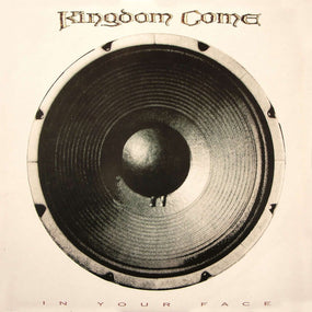 Kingdom Come - In Your Face (2019 rem. reissue w. 3 bonus tracks) - CD - New