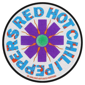 Red Hot Chili Peppers - Sperm Sew-On Patch