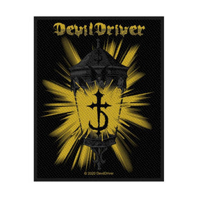 Devil Driver - Lantern Sew-On Patch