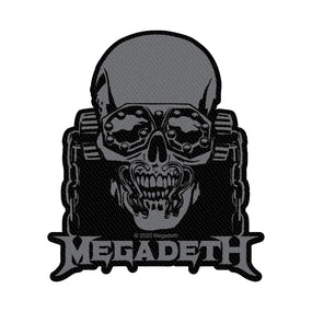 Megadeth - Vic Rattlehead Sew-On Patch