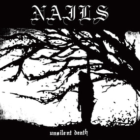 Nails - Unsilent Death (10 Year Ann. Ed. gatefold w. 2 new songs) - Vinyl - New