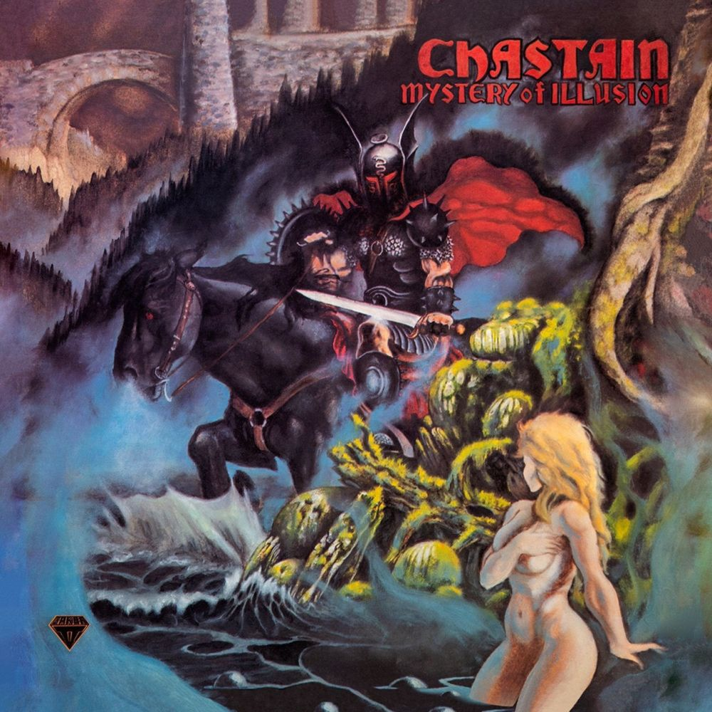 Chastain - Mystery Of Illusion (35th Ann. Ed. w. 2 bonus tracks) - CD - New