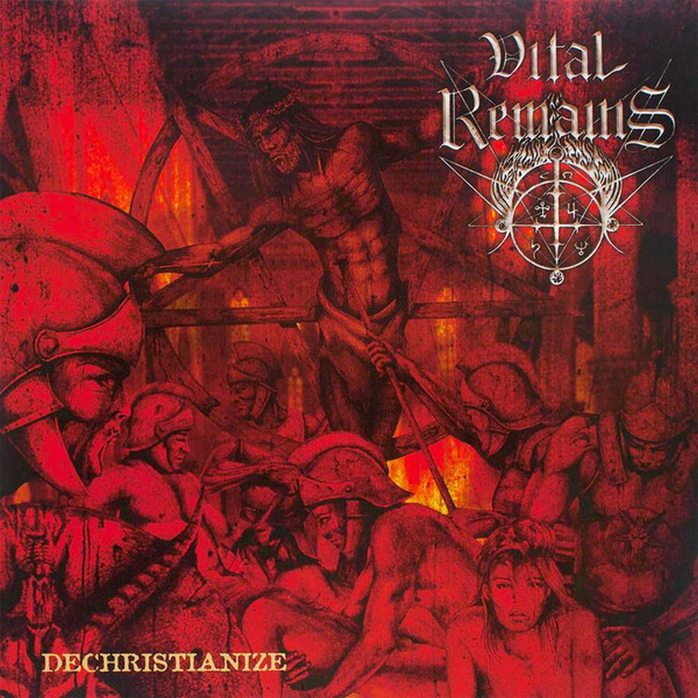 Vital Remains - Dechristianize (2020 reissue) - CD - New